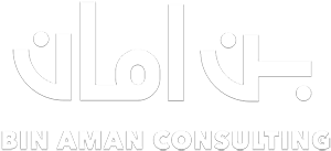 Bin Aman Consulting Website Design, Development, Online Marketing & Translation Agency